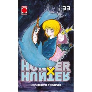 Hunter x Hunter nº 33