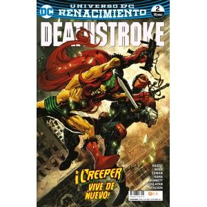 Deathstroke nº 02 (Renacimiento)