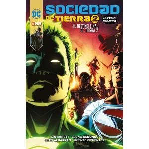 Sociedad de Tierra 2: El destino final de Tierra 2