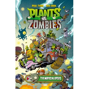 Plants vs. Zombies: Tiempocalipsis
