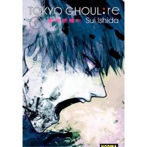 Tokyo Ghoul Re nº 09