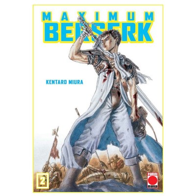 Berserk Maximum nº 02