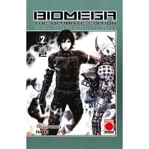 Biomega: The Ultimate Edition nº 02