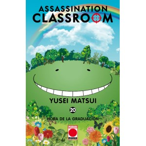 Assassination Classroom nº 20