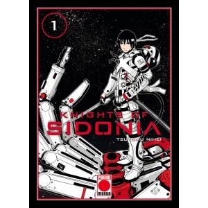 Knights of Sidonia nº 01