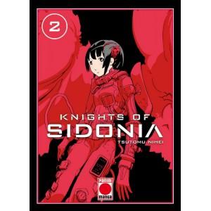 Knights of Sidonia nº 02