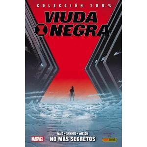 100% Marvel HC. Viuda Negra nº 02: No más secretos