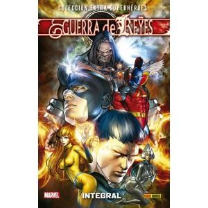 Colección extra superhéroes nº 73. Guerra de reyes