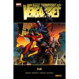 Marvel Deluxe. Los nuevos Vengadores nº 17