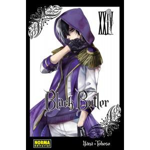 Black Butler nº 24