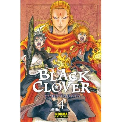 Black Clover nº 04