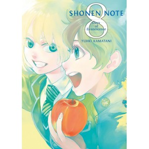Shonen Note nº 08