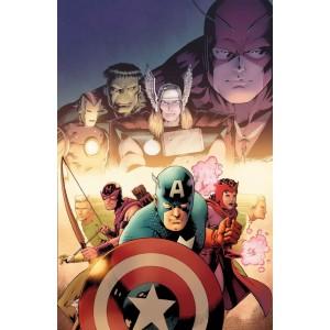 100% Marvel HC. Los Vengadores: El viejo orden cambió