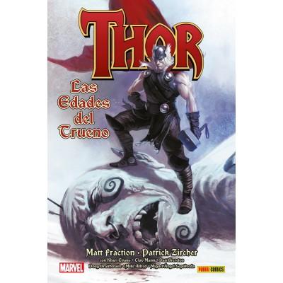 100% Marvel HC. Thor: Las edades del trueno