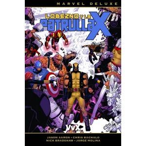 Marvel Deluxe. Lobezno y la Patrulla-X nº 02