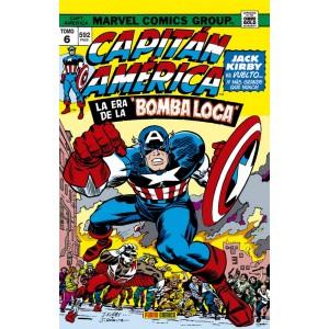 Marvel Gold. Capitán América y el Halcón nº 06