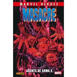 Marvel Héroes nº 84. Masacre nº 04