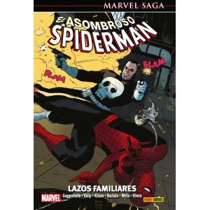 Marvel Saga nº 41. El asombroso Spiderman nº 18