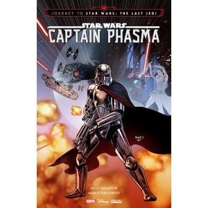 Star Wars: Capitana Phasma HC