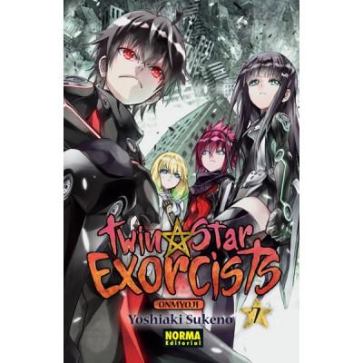 Twin Star Exorcists: Onmyouji nº 07