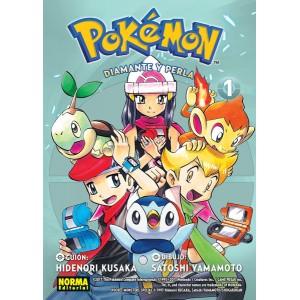 Pokémon nº 17. Diamante y Perla nº 01