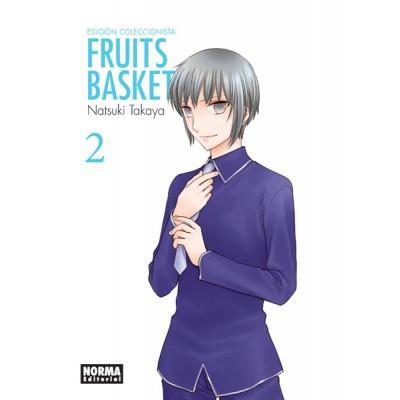 Fruits Basket Edición Coleccionista nº 02