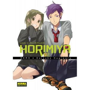 Horimiya nº 02