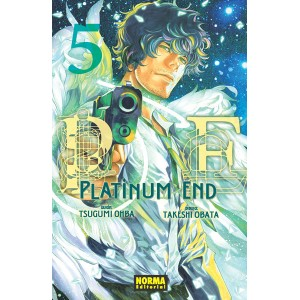 Platinum End nº 05