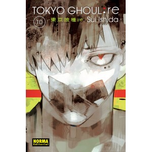 Tokyo Ghoul Re nº 10
