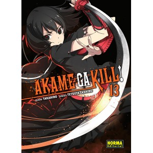 Akame Ga Kill! nº 13