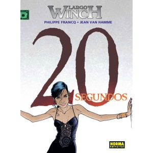 Largo Winch nº 20. 20 segundos