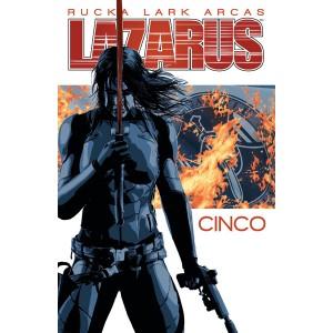 Lazarus nº 5. Sacrificio