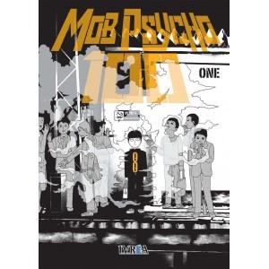 Mob Psycho 100 nº 08
