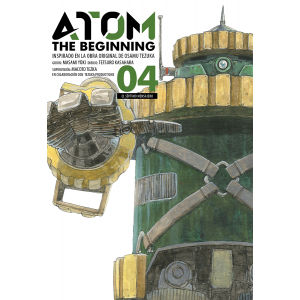Atom: The Beginning nº 04