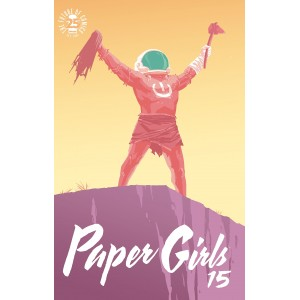 Paper Girls nº 15