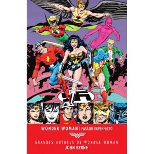 Grandes autores de Wonder Woman: John Byrne - Pasado imperfecto
