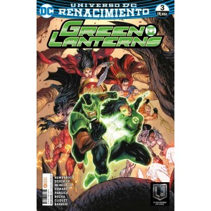 Green Lanterns nº 03 (Renacimiento)