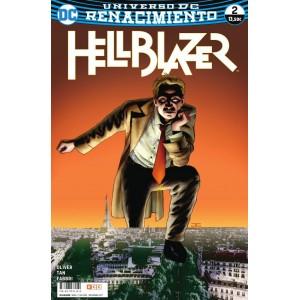 The Hellblazer nº 02 (Renacimiento)