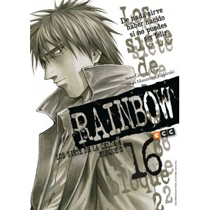 Rainbow, los siete de la celda 6 Bloque 2 nº 16