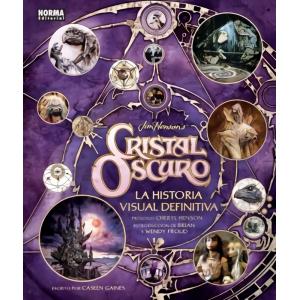 Cristal Oscuro: La historia visual definitiva