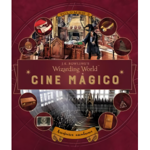 J.K. Rowling's Wizarding World: Cine mágico nº 03. Artefactos asombrosos