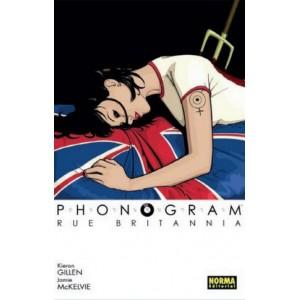 Phonogram nº 01