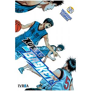 Kuroko no Basket nº 22