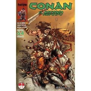 Conan El Asesino nº 03