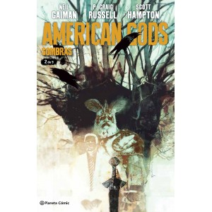 American Gods: Sombras nº 02