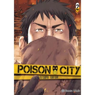 Poison City nº 02
