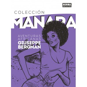 Colección Manara nº 05: Aventuras africanas Giuseppe Bergman