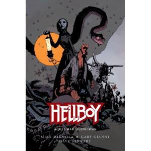 Hellboy nº 21: Aquel mar silencioso