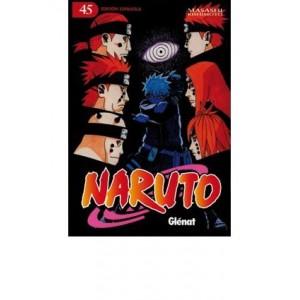 Naruto Nº 45