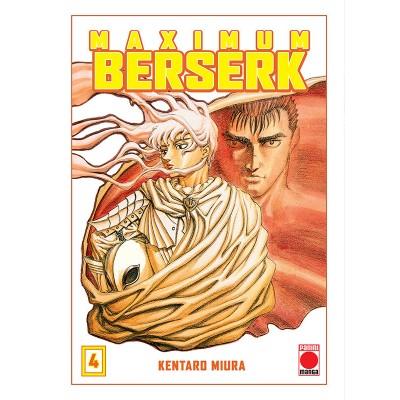 Berserk Maximum nº 04